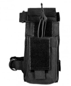 Single Mag Pouch With Stock Adapter - Black CVAR1PS2926B