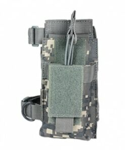 Nc Star Single Mag Pouch With Stock Adapter