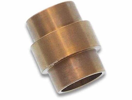 Flytanium Titanium Lanyard Tube for Spyderco Paramilitary 2 Bronze Anodized- FLY071Z