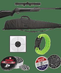 January Lb600 Air Rifle&Scope Combo
