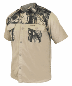 Colour Block S S Shirt 3D