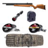 Crosman rifle challenger, CROSMAN RIFLE CHALLENGER .177 WITH DIOPTER SIGHTS CH2009S, Blades and Triggers