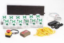 XTS-105 12 TARGET SYSTEM