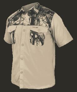 Colour Block S S Shirt 3D med