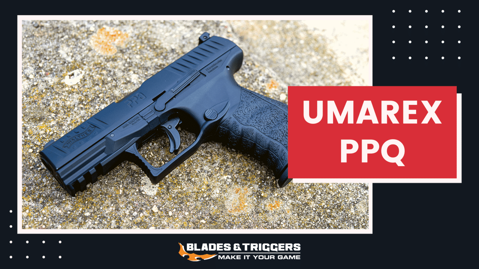 Umarex Walther PPQ M2 Review