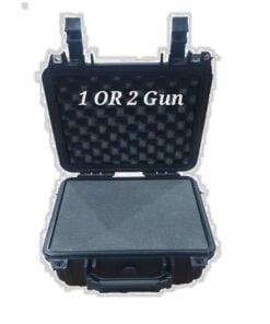 gun case 1 or 2 gun
