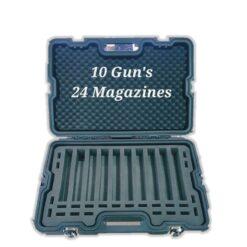 gun case 10 guns
