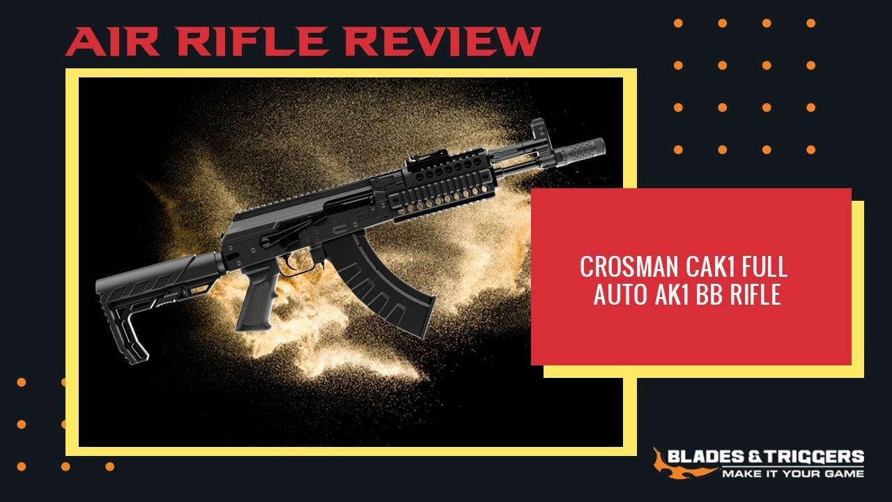 crosman AK1