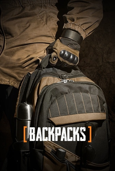Bags, Bags, Blades and Triggers